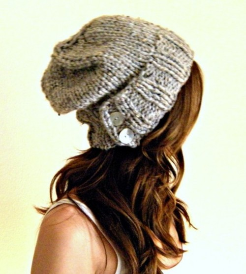 Style Sunday  Knitted Beanie  0279c6741293