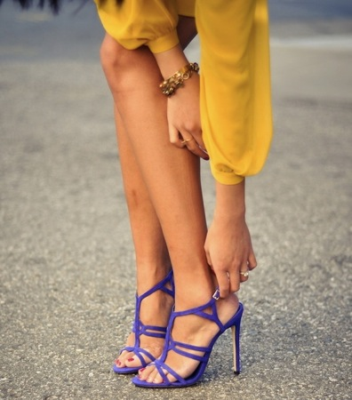 Style Sunday: Happy Strappy Feet