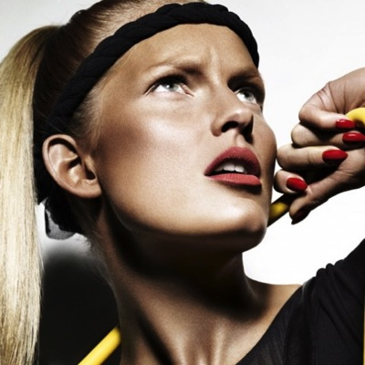 How to: Wear makeup to the gym