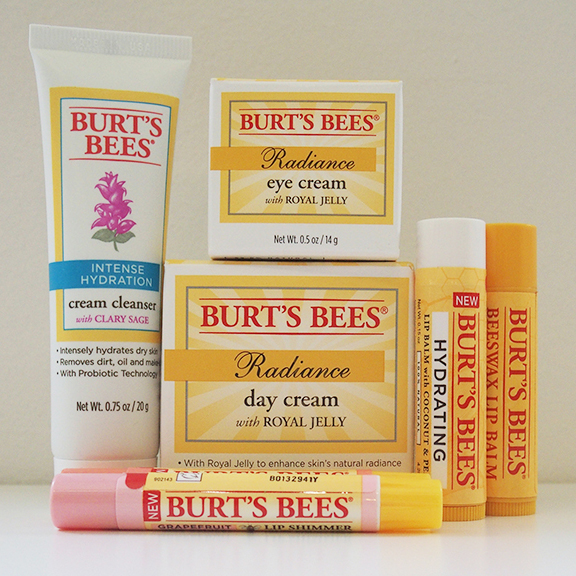 bcb688fb7 Review  Burt s Bees Coconut And Pear Lip Balm + Lip Shimmers ...