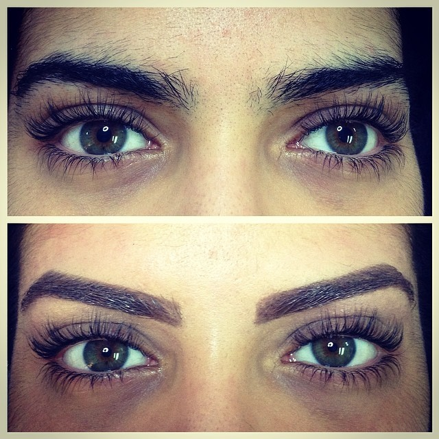 Get Perfect Eyebrows With Amy Jean Eye Couture | bellabox Australia