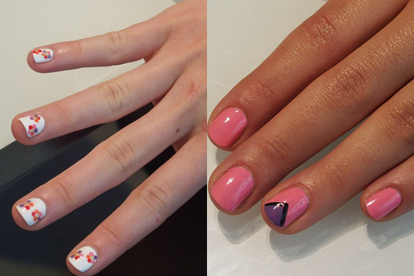 Two Simple Nail Art Designs With Nicole By Opi Bellabox Australia